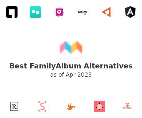 Best FamilyAlbum Alternatives