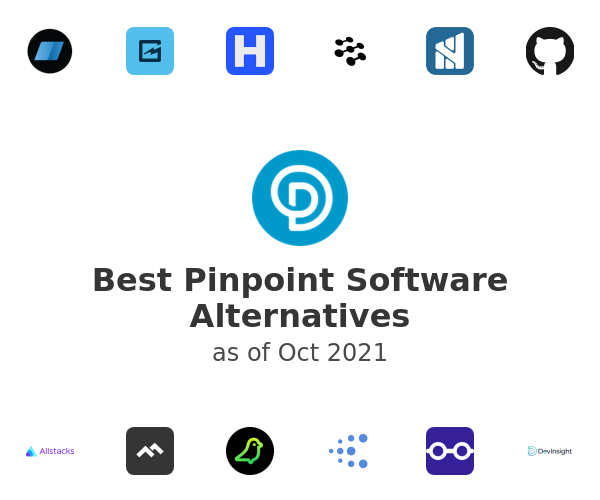 Best Pinpoint Software Alternatives