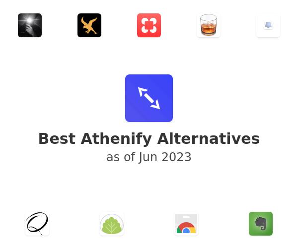 Best Athenify Alternatives