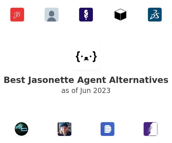 Best Jasonette Agent Alternatives
