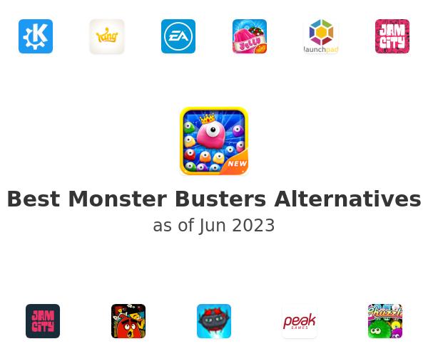 Best Monster Busters Alternatives