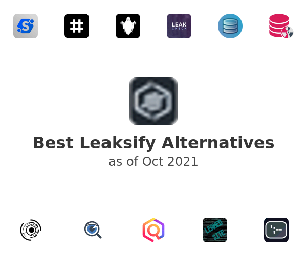 Best Leaksify Alternatives