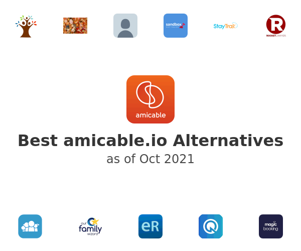 Best amicable.io Alternatives