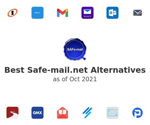 Best Safe-mail.net Alternatives