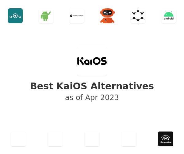 Best KaiOS Alternatives