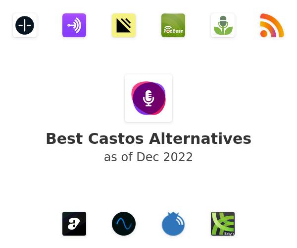 Best Castos Alternatives