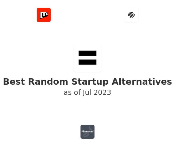 Best Random Startup Alternatives