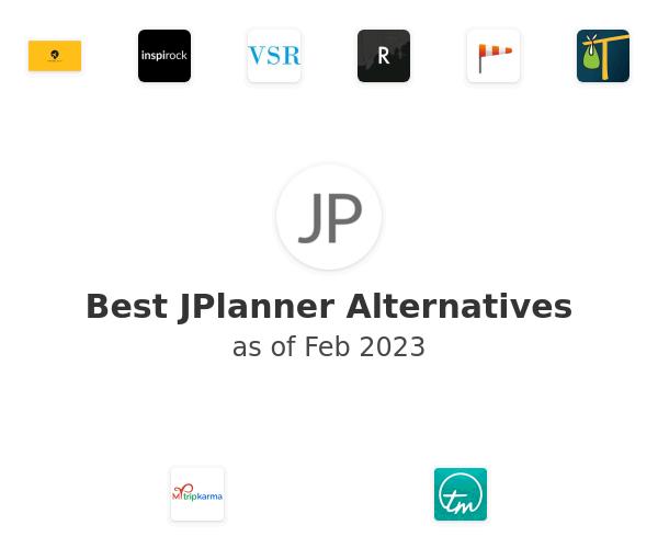 Best JPlanner Alternatives