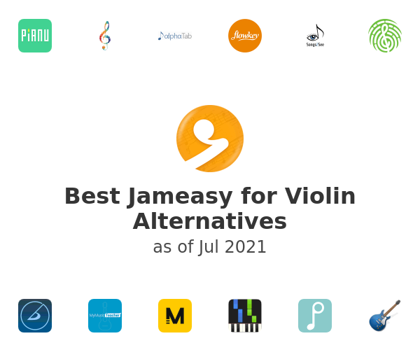Best Jameasy for Violin Alternatives