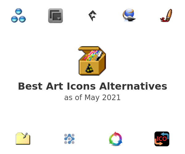 Best Art Icons Alternatives