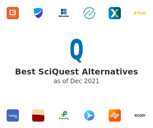 Best SciQuest Alternatives