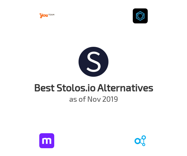 Best Stolos.io Alternatives