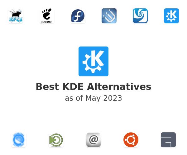 Best KDE Alternatives