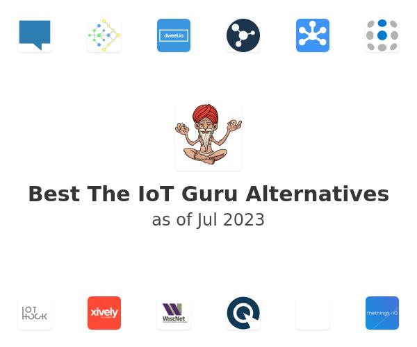 Best The IoT Guru Alternatives