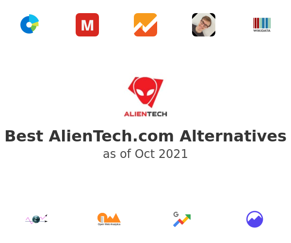 Best AlienTech.com Alternatives