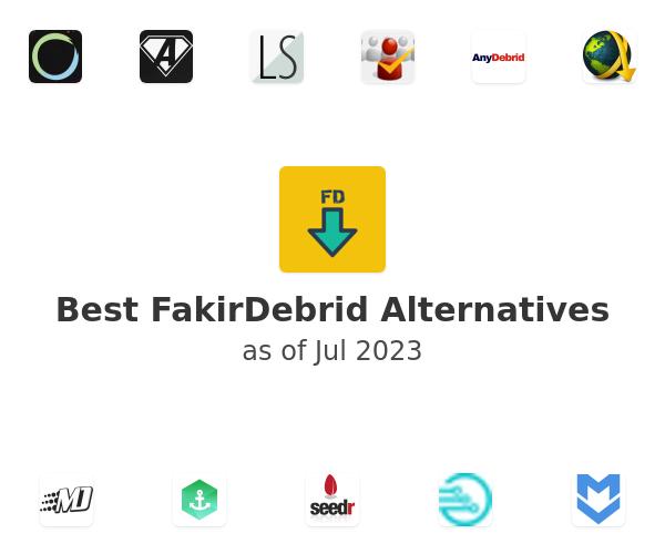 Best FakirDebrid Alternatives