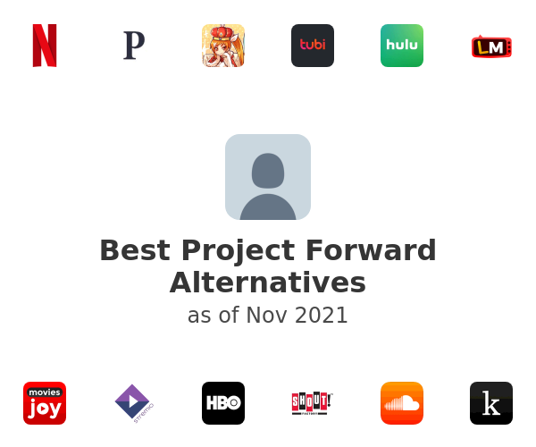 Best Project Forward Alternatives