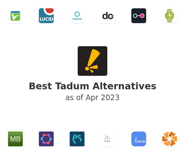Best Tadum Alternatives