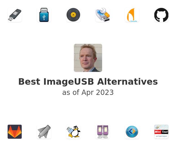 Best ImageUSB Alternatives