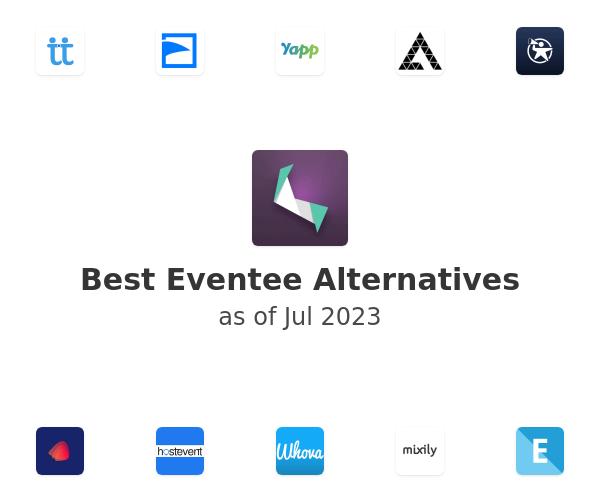Best Eventee Alternatives
