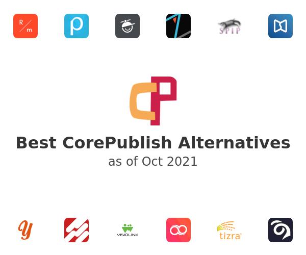 Best CorePublish Alternatives