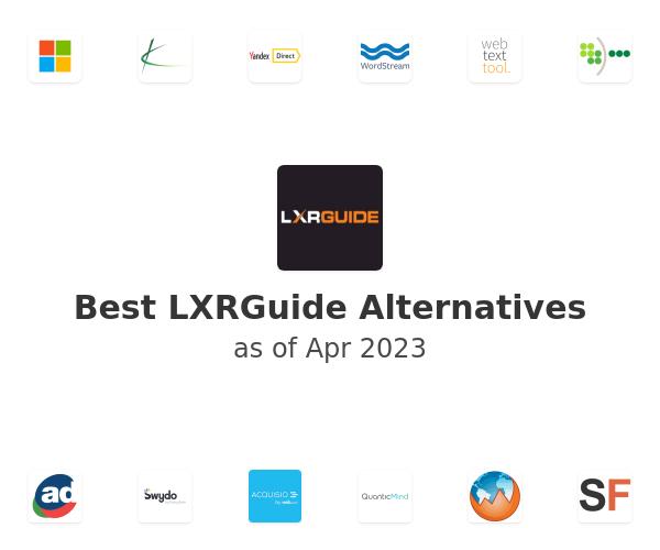 Best LXRGuide Alternatives
