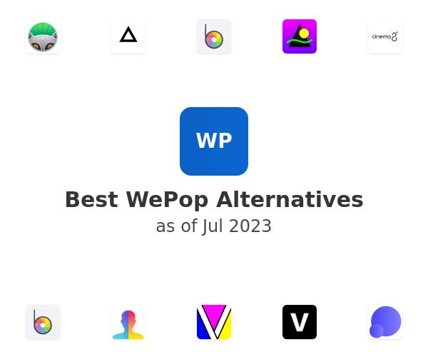 Best WePop Alternatives