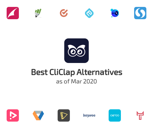 Best CliClap Alternatives