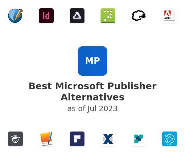 Best Microsoft Publisher Alternatives