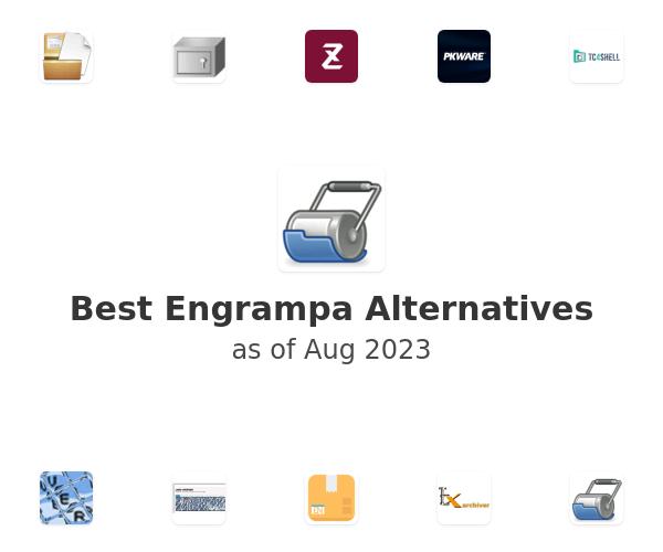 Best Engrampa Alternatives