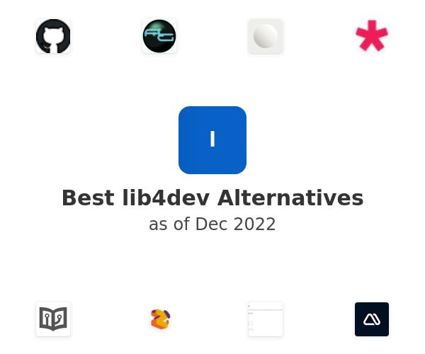 Best lib4dev Alternatives