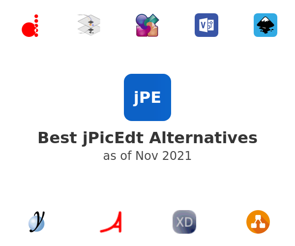 Best jPicEdt Alternatives