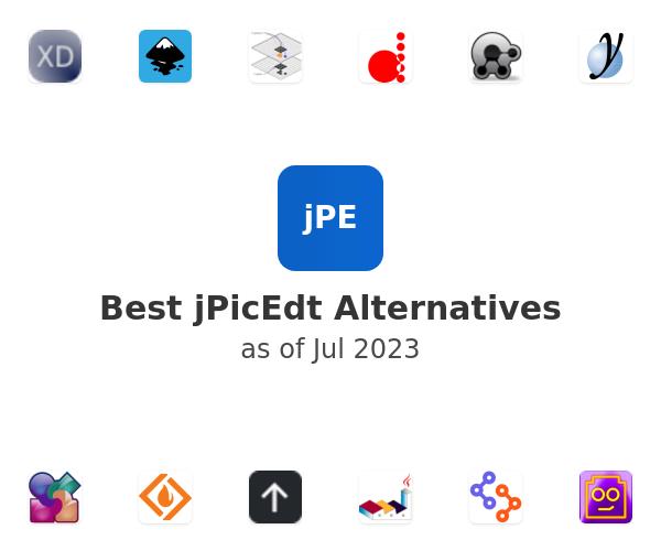 Best jPicEdt Alternatives