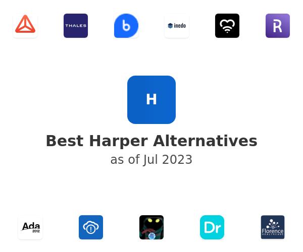 Best Harper Alternatives