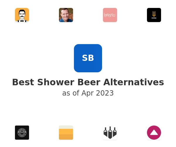 Best Shower Beer Alternatives