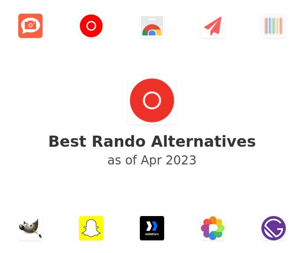 Best Rando Alternatives