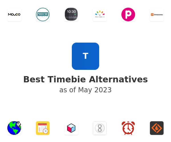 Best Timebie Alternatives