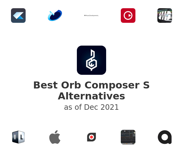 Best Orb Composer S Alternatives