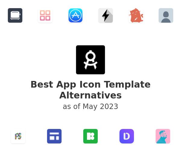 Best App Icon Template Alternatives