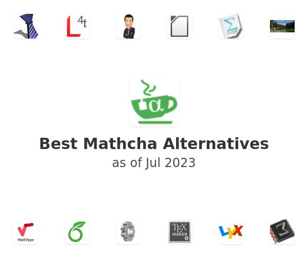 Best Mathcha Alternatives