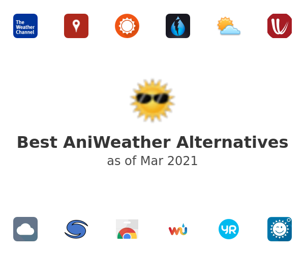 Best AniWeather Alternatives