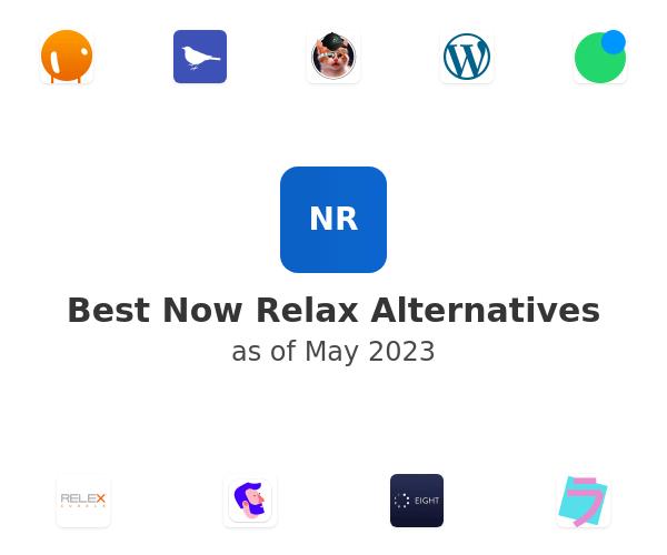 Best Now Relax Alternatives