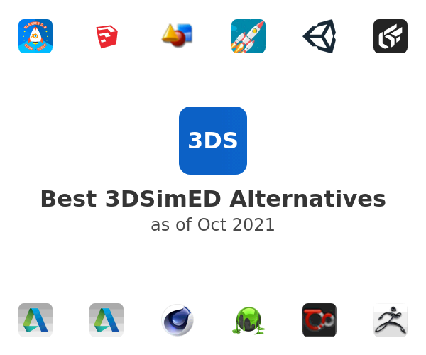 Best 3DSimED Alternatives