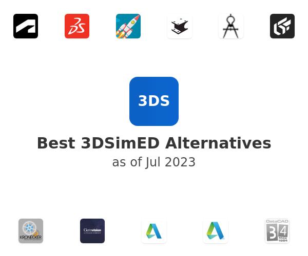 Best 3DSimED Alternatives