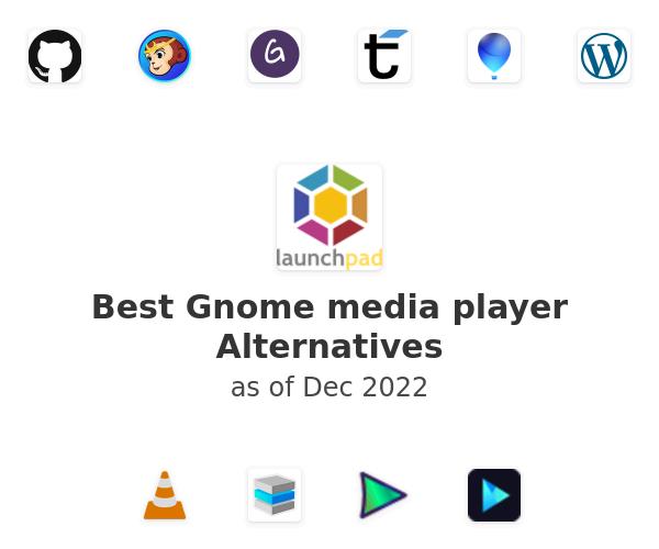 Best Gnome media player Alternatives
