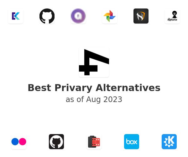 Best Privary Alternatives