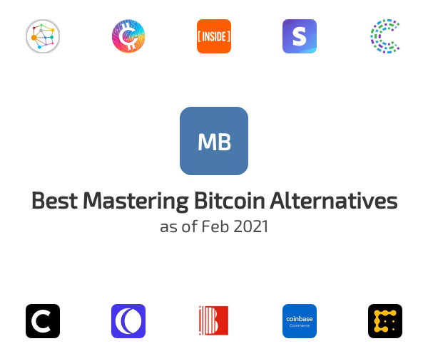 Best Mastering Bitcoin Alternatives
