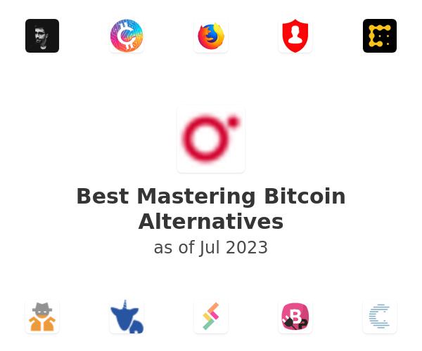 Best Mastering Bitcoin Alternatives