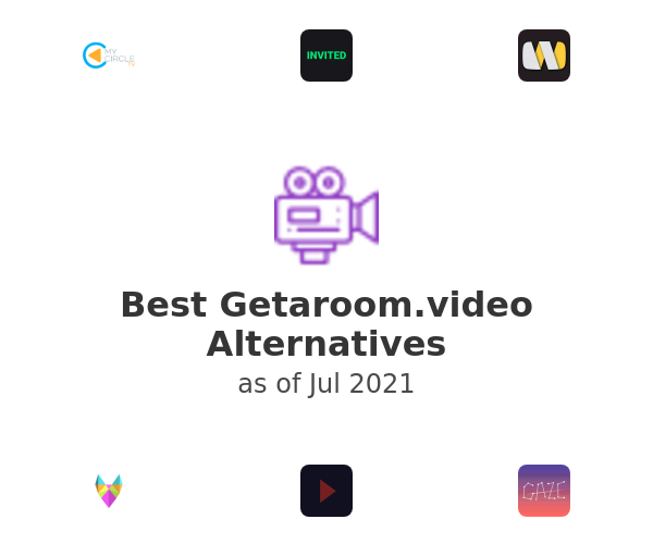 Best Getaroom.video Alternatives