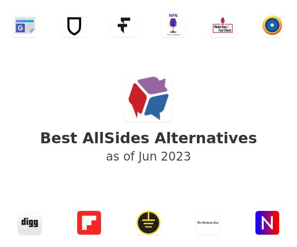 Best AllSides Alternatives